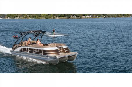 2020 Bennington boat for sale, model of the boat is 25 QSB & Image # 18 of 18