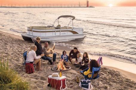 2020 Bennington boat for sale, model of the boat is 25 SPDX & Image # 14 of 15