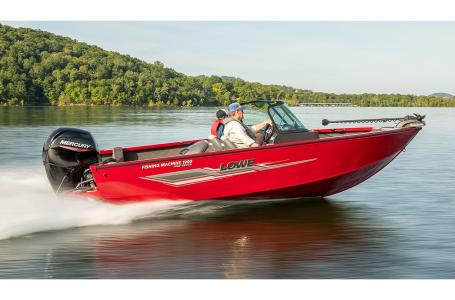 2020 Lowe boat for sale, model of the boat is FM 1900 WT & Image # 8 of 18