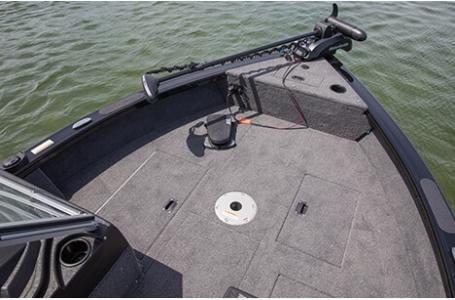 2020 Crestliner boat for sale, model of the boat is 1850 Fish Hawk Walk-through JS & Image # 8 of 28