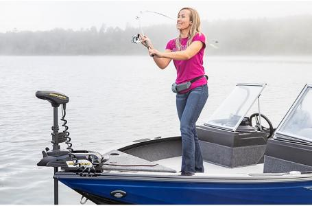 2020 Crestliner boat for sale, model of the boat is 1850 Fish Hawk Walk-through JS & Image # 18 of 28
