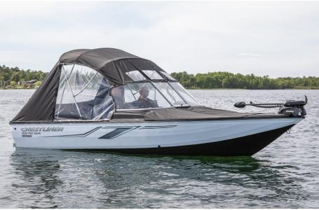 2020 Crestliner boat for sale, model of the boat is 1750 Fish Hawk Walk-through & Image # 19 of 25