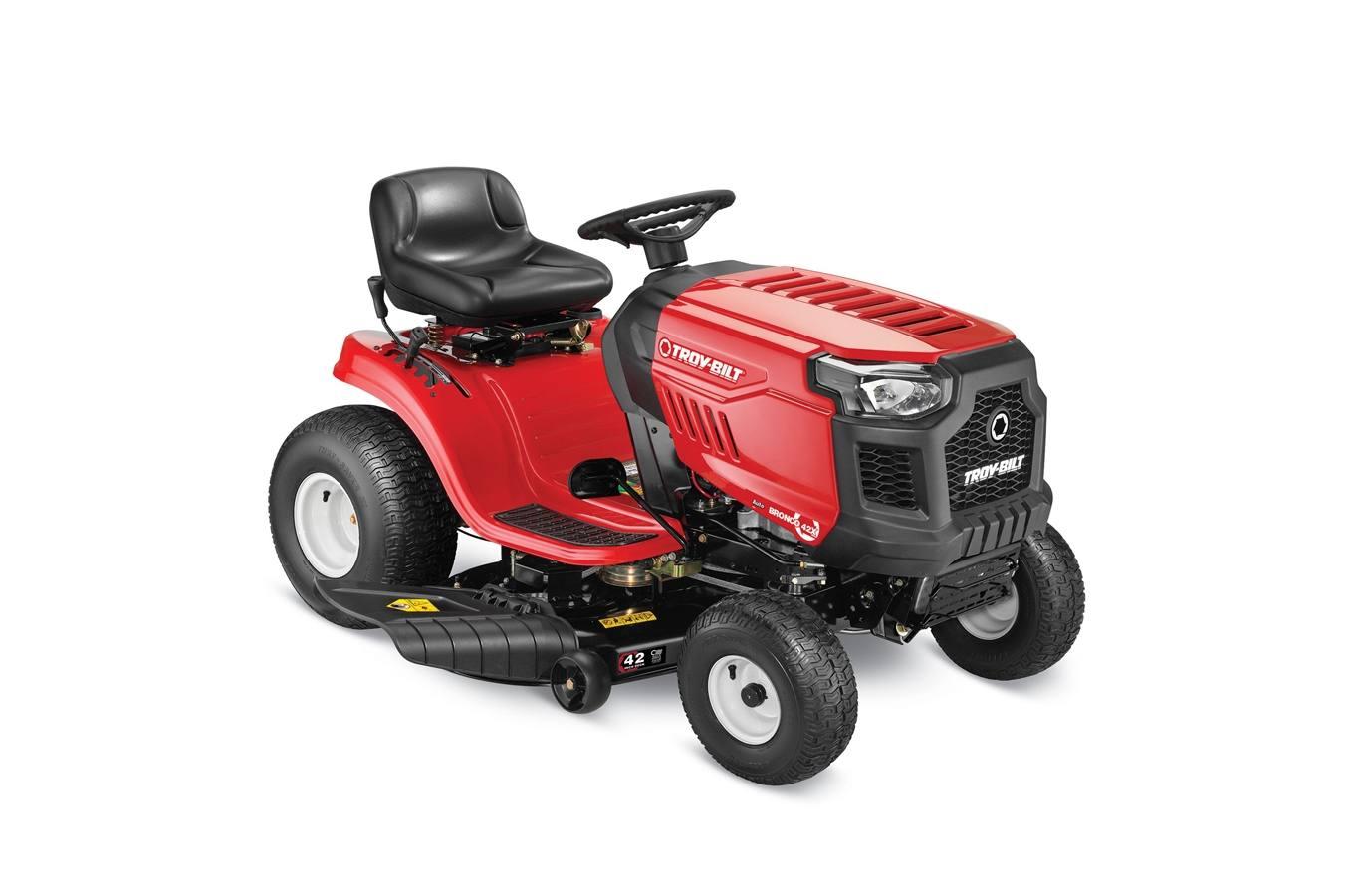2020 Troy-Bilt Bronco 42X Riding Lawn Mower for sale in Millerstown, PA.  Millerstown Millerstown, PA (717) 444-3670