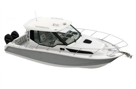 For Sale: 2020 Boston Whaler 325 Conquest Pilothouse 33ft<br/>M & P Yacht Centre At Coal Harbour