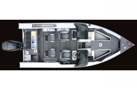 2020 Lund boat for sale, model of the boat is 2175 Pro-V & Image # 12 of 14