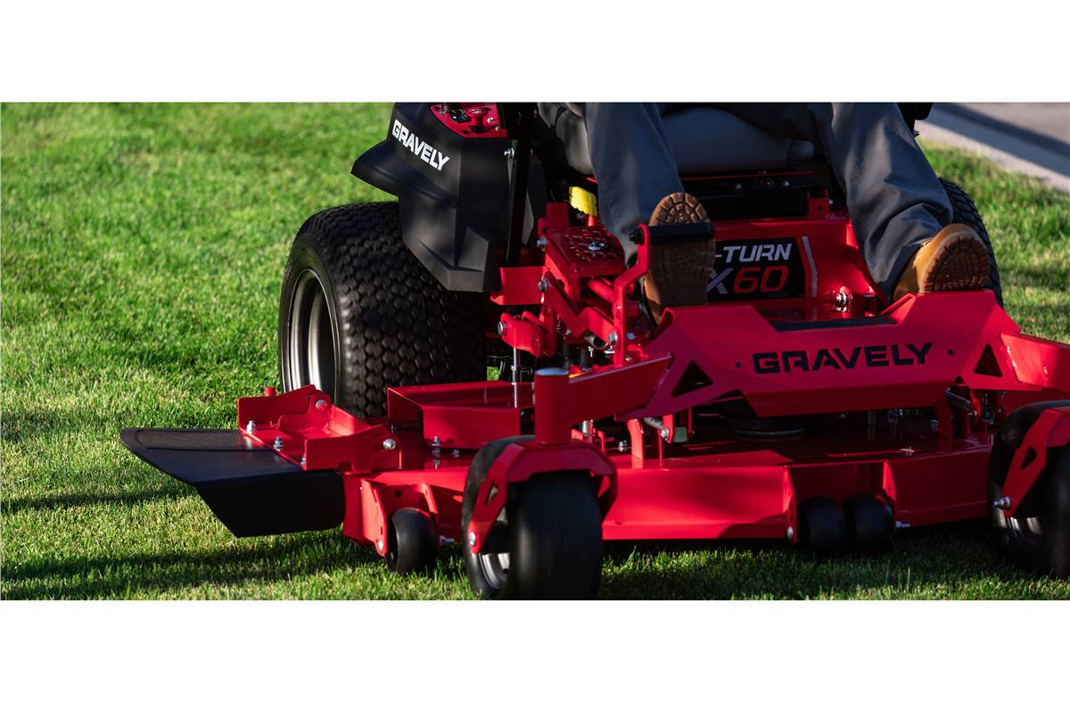 2020 Gravely Pro-Turn® ZX 60 991234 for sale in West ...