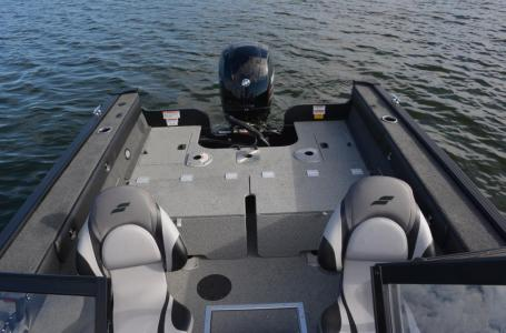2020 Starweld boat for sale, model of the boat is Fusion 18 DC & Image # 3 of 8