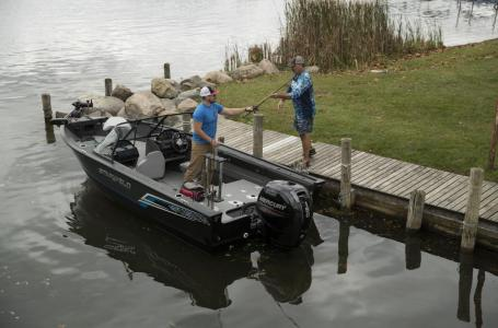 2020 Starweld boat for sale, model of the boat is Fusion 18 DC & Image # 1 of 8