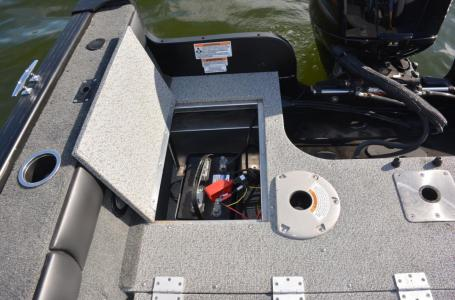 2020 Starweld boat for sale, model of the boat is Fusion 18 DC & Image # 6 of 8