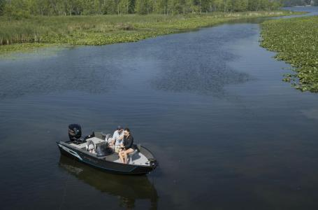 2020 Starweld boat for sale, model of the boat is Fusion 16 SC & Image # 4 of 8