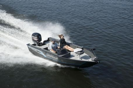 2020 Starweld boat for sale, model of the boat is Fusion 16 SC & Image # 7 of 8
