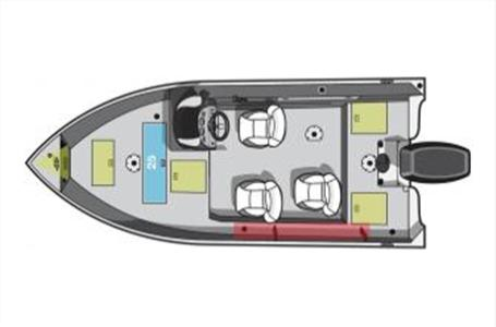 2020 Starweld boat for sale, model of the boat is Fusion 16 SC & Image # 8 of 8