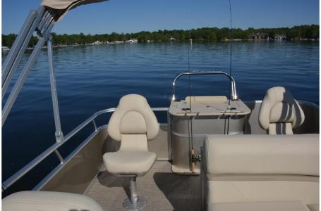 2020 SunChaser boat for sale, model of the boat is Geneva Fish 22 Fish DLX & Image # 11 of 15