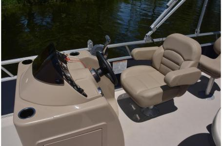 2020 SunChaser boat for sale, model of the boat is Geneva Fish 22 Fish DLX & Image # 15 of 15