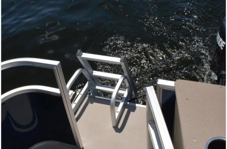2020 SunChaser boat for sale, model of the boat is Geneva Fish 22 Fish DLX & Image # 14 of 15