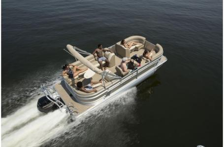 2020 SunChaser boat for sale, model of the boat is Geneva Cruise 22 LR & Image # 8 of 9