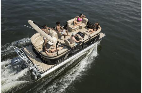 2020 SunChaser boat for sale, model of the boat is Geneva Cruise 20 LR DH & Image # 9 of 11