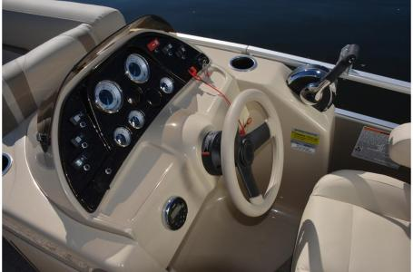 2020 SunChaser boat for sale, model of the boat is Geneva Fish 22 Fish DLX & Image # 11 of 19