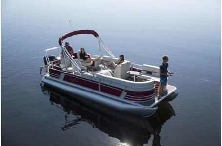 2020 SunChaser boat for sale, model of the boat is Geneva Fish 22 Fish DLX & Image # 5 of 15