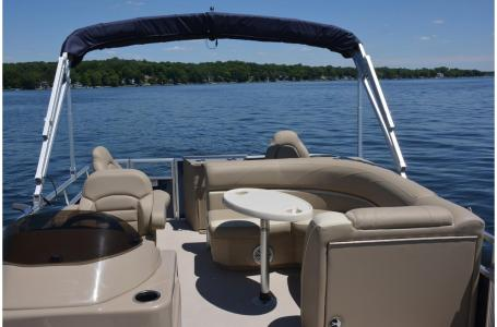 2020 SunChaser boat for sale, model of the boat is Geneva Fish 22 Fish DLX & Image # 8 of 19