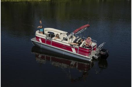 2020 SunChaser boat for sale, model of the boat is Geneva Fish 22 Fish DLX & Image # 15 of 19