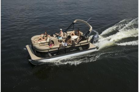 2020 SunChaser boat for sale, model of the boat is Geneva Cruise 20 LR DH & Image # 11 of 11