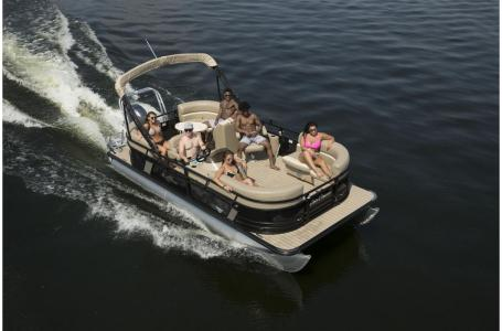 2020 SunChaser boat for sale, model of the boat is Geneva Cruise 20 LR DH & Image # 10 of 11
