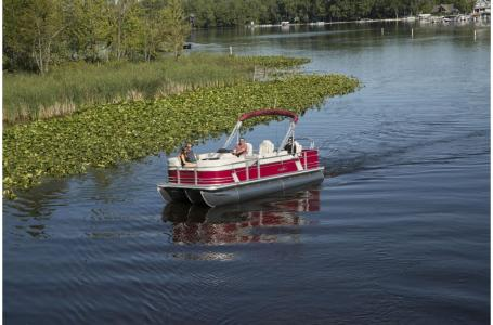 2020 SunChaser boat for sale, model of the boat is Geneva Fish 22 Fish DLX & Image # 2 of 15
