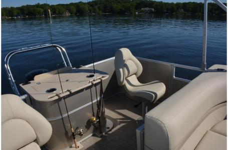 2020 SunChaser boat for sale, model of the boat is Geneva Fish 22 Fish DLX & Image # 9 of 19