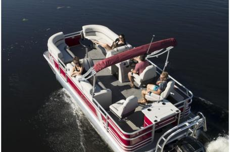 2020 SunChaser boat for sale, model of the boat is Geneva Fish 22 Fish DLX & Image # 19 of 19