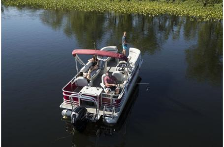 2020 SunChaser boat for sale, model of the boat is Geneva Fish 22 Fish DLX & Image # 16 of 19