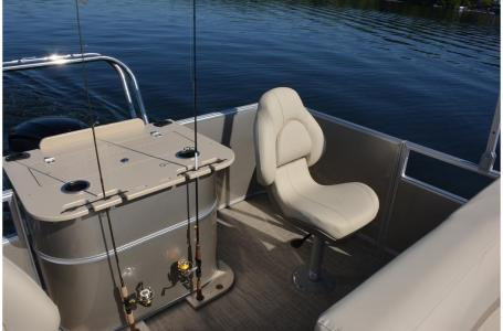 2020 SunChaser boat for sale, model of the boat is Geneva Fish 22 Fish DLX & Image # 8 of 15