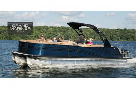 2020 Harris boat for sale, model of the boat is Grand Mariner 270 & Image # 12 of 12