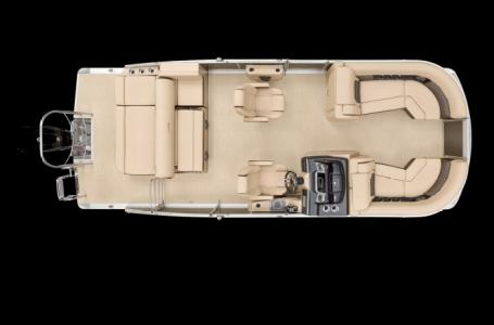 2020 Harris boat for sale, model of the boat is Solstice 230 & Image # 10 of 18