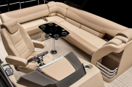 2020 Harris boat for sale, model of the boat is Grand Mariner 250 & Image # 11 of 13