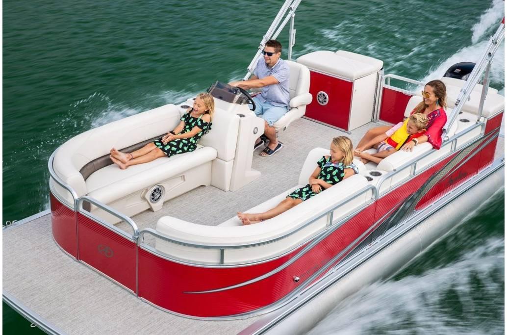 2020 Avalon GS Cruise II 21' for sale in Johnson City, TN. Rockingham Marine