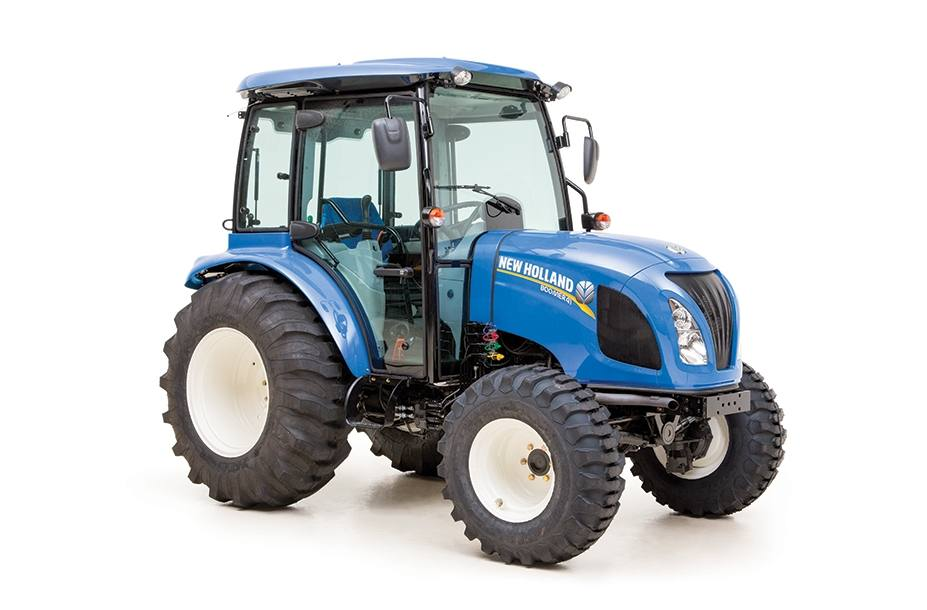 2020 New Holland Agriculture Boomer Compact 41 For Sale In Tulsa
