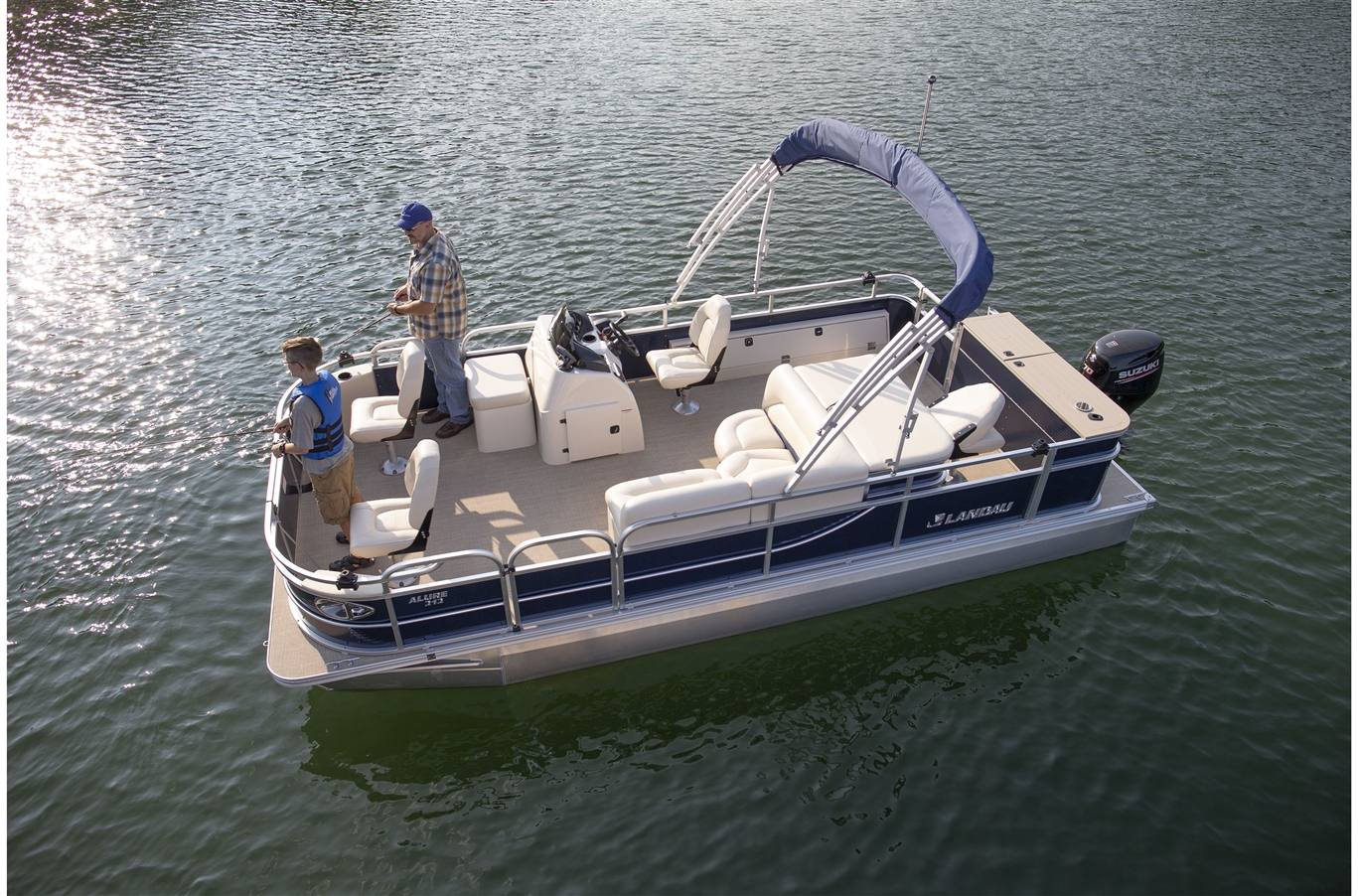 2020 Landau 212 A'Lure Fishing for sale in Wisconsin Dells, WI. Holiday  Shores Marina Wisconsin Dells, WI (608) 254-7777Holiday Shores Marina