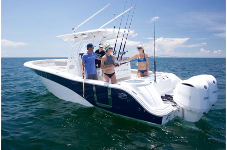 2021 Sea Fox boat for sale, model of the boat is 288 Commander & Image # 2 of 19