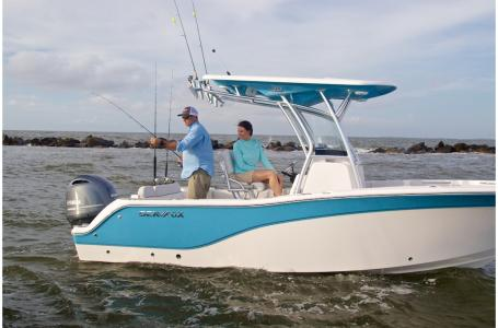 2021 Sea Fox boat for sale, model of the boat is 228 Commander & Image # 11 of 21