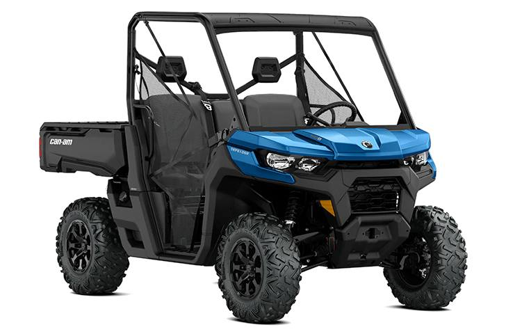 2021 Can-Am Defender DPS HD8 Oxford Blue for sale in ...