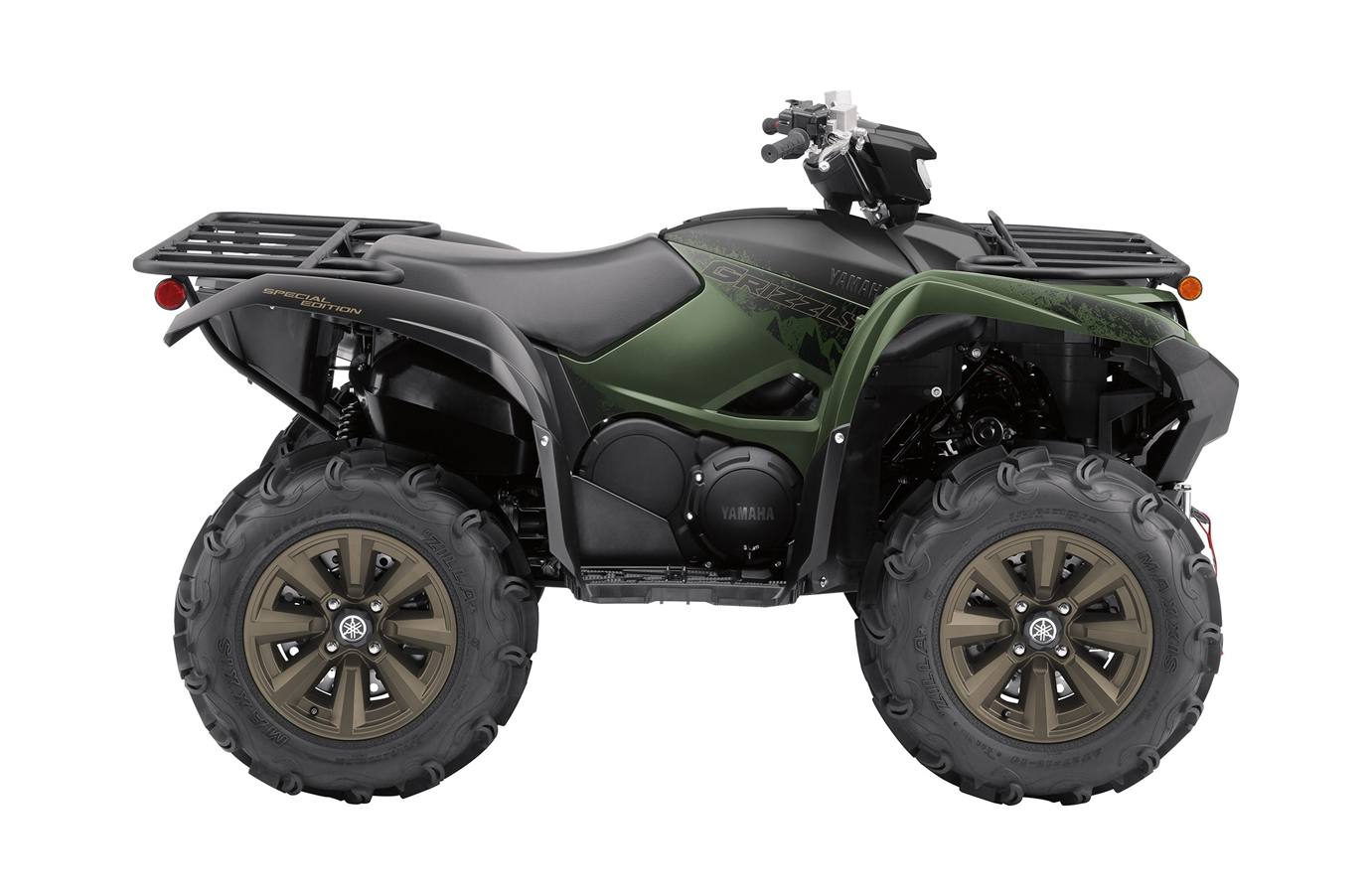 2021 Yamaha Grizzly Eps Se For Sale In Albert Ab Riverside Motosports Albert Ab 780 458 7272