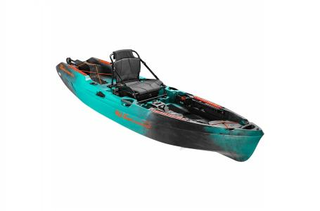 2021 Old Town Canoes and Kayaks boat for sale, model of the boat is Sportsman 106 Powered by Minn Kota & Image # 4 of 9