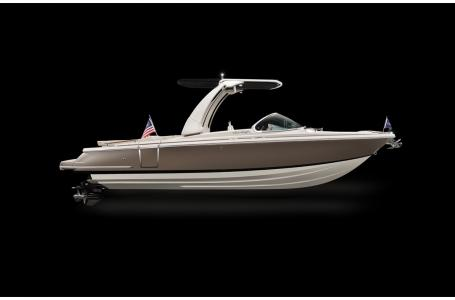 2021 Chris Craft boat for sale, model of the boat is Launch 25 GT & Image # 4 of 8