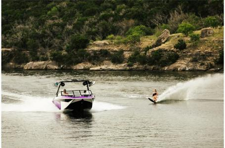 2021 Tige boat for sale, model of the boat is 22 RZX & Image # 9 of 10