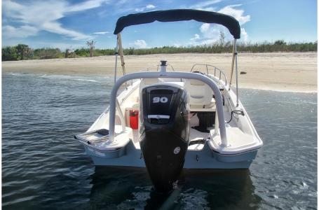 2021 Boston Whaler boat for sale, model of the boat is 160 Super Sport & Image # 2 of 7