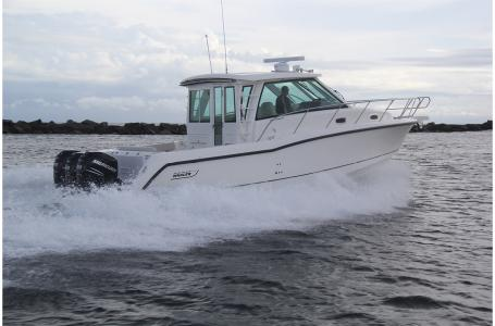 For Sale: 2021 Boston Whaler 345 Conquest Pilothouse 36ft<br/>M & P Yacht Centre At Coal Harbour