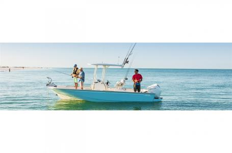 2021 Boston Whaler boat for sale, model of the boat is 210 Montauk & Image # 1 of 7