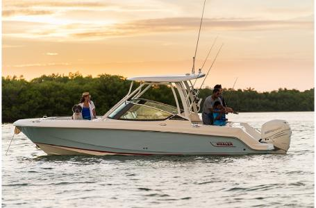 2021 Boston Whaler boat for sale, model of the boat is 240 Vantage & Image # 5 of 6