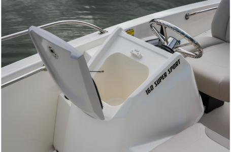 2021 Boston Whaler boat for sale, model of the boat is 160 Super Sport & Image # 6 of 7